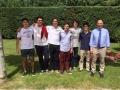 Visita alumni de la promoción Fénix'15 que estudian en Madrid 04