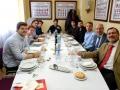 20160301 Alumni de la promoción Discóbolo13 comen en Peñalba 02