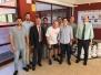 Alumni de la promoción Discóbolo comen en Peñalba