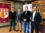 Delegados de la Promoción Ibérica '91 preparan su 25 aniversario