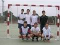 XI Torneo de Fútbol-Sala Peñalba Alumni. Equipo 02