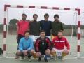 XI Torneo de Fútbol-Sala Peñalba Alumni. Equipo 08