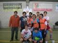 XI Torneo de Fútbol-Sala Peñalba Alumni. Equipo Subcampeón