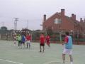 XI Torneo de Fútbol-Sala Peñalba Alumni. Partido 01