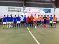 XI Torneo de Fútbol-Sala Peñalba Alumni. Final