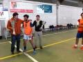 XI Torneo de Fútbol-Sala Peñalba Alumni. Capitán Subcampeón