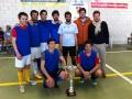 XI Torneo de Fútbol-Sala Peñalba Alumni. Equipo Ganador