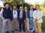 Los hermanos de la Fuente Idígoras comen en Peñalba