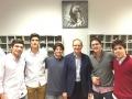 20151112 VIII Encuentro Peñalba Alumni que viven en Madrid 03